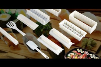 [Sushi Maker @ 66% Savings!] B$10 instead of B$29 for a unit of 10pcs Sushi Maker. Redemption at SD HQ, Gadong.