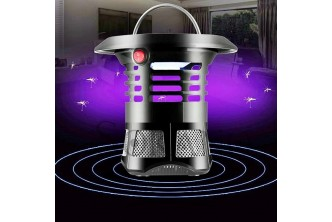 [Sokano Photocatalyst Night Lamp/Mosquito Killer @ 78% Savings!] B$20 instead of B$89 for a unit of ST01 Photocatalyst Insect Mosquito Electric Killer. Redemption at SD HQ, Gadong.