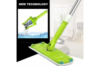 [360 Twisting Mop @ 49% Savings!] B$19.9 instead of B$39 for a unit of SOKANO 360 Twisting Mop. Redemption at SD HQ, Gadong