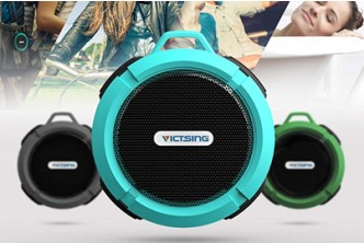 [Bluetooth Waterproof Speaker@ 46% Savings!] B$59 instead of B$109 for a unit of Bluetooth Waterproof Speaker. Redemption at SD HQ, Gadong.