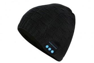 U.S. Deal [Bluetooth Audio Beanie Cap @57% Savings!] B$59 instead of B$138 for a unit of Wireless Bluetooth Audio Listening Beanie Cap. Redemption at SD HQ, Gadong.