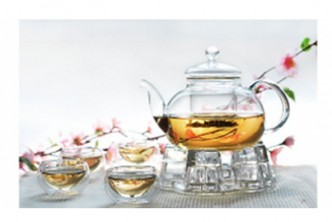 Round 2* [600mL Glass Tea Pot w Infuser Filter + 6 Cups @ 78% Savings!] B$20 instead of B$89 for a unit of 600mL Glass Flower Coffee Tea Pot Set Infuser Filter + 6 Cups. Redemption at SD HQ, Gadong.