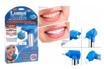 [Teeth Whitening Kit @ 76% Savings!] B$6.9 instead of B$29 for a unit of Teeth Whitening Kit. Redemption at SD HQ, Gadong