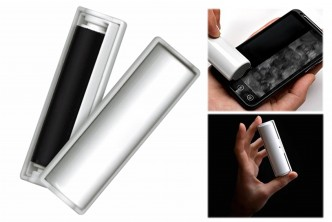 Product from U.S*[No More Fingerprints @ 29% Savings!] B$39 instead of B$55 for a unit of Reusable Roller Cleaner for Smartphones and Tablets. Redemption at SD HQ, Gadong.
