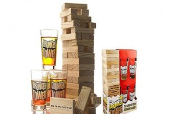 [Tower Game + 4x glasses @ 78% Savings! ] B$13 instead of B$60 for a set of Tower Shooter Game. Redemption at SD HQ, Gadong