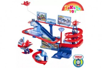 [SOKANO TOY Thomas Train Electronic Automatic Track @ 56% Savings!] B$20 instead of B$45 for a TOY Thomas Train Electronic Automatic Track Kids. Redemption at SD HQ, Gadong.