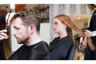 [Unisex Hair Package @ 71% Savings!] B$48 instead of B$168 for Rebonding + Cut + Treatment (suitable for male & female) at Scissor Sound Hair Studio, Kiulap!