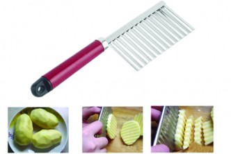 [2x Wavy Edged Knife @ 56% Savings!] B$8.9 instead of B$20 for 2 units of Wavy Edged Knife. Redemption at SD HQ, Gadong