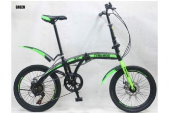 [Bicycle up to 40% Savings!] B$130 instead of B$280 for a unit of bicycle. Redemption at SD HQ, Gadong.