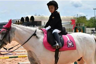 [Pony/Horse Riding Special @ 60% Savings!] B$10 instead of B$25 for 15-20mins of Pony/Horse Riding at BEQ Sdn. Bhd, Block E, Royal Stables @ Jerudong Park.