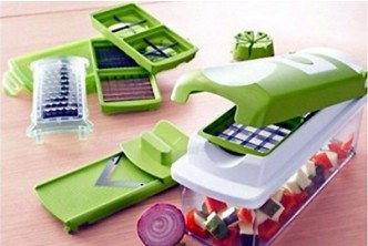 [Nicer Dicer: Precision Food Chopper @ 37% Savings!] B$19instead of B$30 for a set of Precision Food Chopper with Interchangeable Blades. Redemption at SD HQ, Gadong.