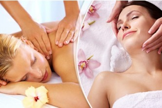 [Pre Raya massage Package @ 64% Savings!] B$18 instead of B$50 for a session of Tummy + Back + Head + Shoulder + Face Massage with FREE Mani & Pedi (cleaning only) at Diana Hairdressing & Beauty Salon, Menglait.