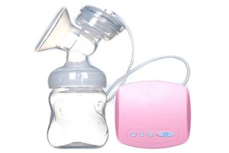 [Single Electric Breast Pump @ 80% Savings!] B$25 instead of B$59 for a unit of Single Electric Breast Pump with Bottle Feeding. Redemption at SD HQ, Gadong
