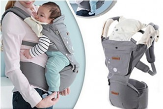 [Multifunction Baby Carrier @ 45% Savings!] B$33 instead of B$60 for a unit of 3IN1 Multifunction Baby Carrier. Redemption at SD HQ, Gadong.