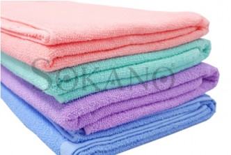 Buy1Free1*[SOKANO Bath Towel @ 57% Savings!] B$12 instead of B$28 for a unit of SOKANO 100% Cotton Super Absorbent Bath Towel. Redemption at SD HQ, Gadong.