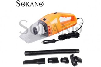 [SOKANO Vacuum Cleaner @ 38% Savings!] B$13 instead of B$21 for a set SOKANO 12V Auto Dry Wet Car Vacuum Cleaner . Redemption at SD HQ, Gadong.