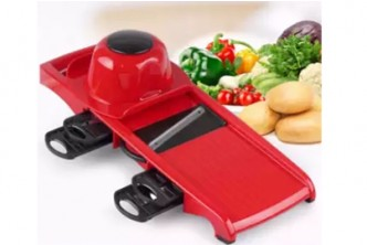[SOKANO 10-In-1 High Quality Vegetables Grater Portable Slicer Set @ 73% Savings!] B$12 instead of B$45 for a set of SOKANO High Quality Vegetables Grater Portable Slicer. Redemption at SD HQ, Gadong.