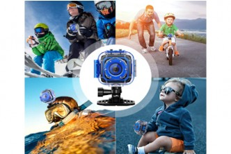 U.S. Deal [Waterproof Camera with Video Recorder @ 55% Savings!] B$129 instead of B$288 for a unit of Waterproof Camera with Video Recorder Includes 8GB Memory Card. Redemption at SD HQ, Gadong.