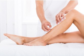 [Half Leg Waxing Service @ 72% Savings!] B$10 instead of B$35 for a session of Waxing for Lower Half Leg Waxing Service at Passions Image Spa Beauty House, Kiulap.