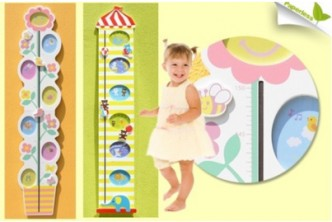 [Woven Measuring Scale with Photo Frame @ 84% Savings!] B$15 instead of B$97 for a unit of Woven Kid Measuring Scale. Redemption at SD HQ, Gadong