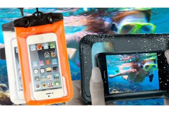 *Colours Subject to Availability* [Waterproof Smartphone Case @ 80% Savings!] B$7.9 instead of B$39 for a unit of Waterproof Smartphone Case. Redemption at SD HQ, Anggerek Desa