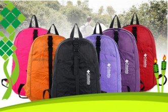 Raya Deal* [Black Foldable/Light Backpack @ 67% Savings!] B$12.9 instead of B$39 for a unit of Black Foldable Outdoor Backpack. Redemption at SD HQ, Anggerek Desa.