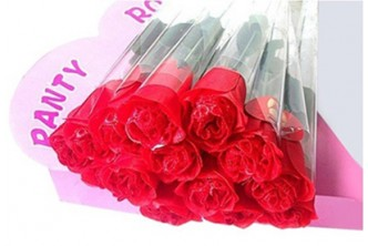 [3 Roses Panties @ 77% Savings!] B$9 instead of B$39 for 3 pieces of Rose Seamless Panties. Redemption at SD HQ, Anggerek Desa