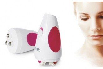 Raya Deal* [Cellulite Removal Massager @ 75% Savings] B$10 instead of B$40 for a unit of Cellulite Massager. (colour : White & Pink) Redemption at SD HQ, Anggerek Desa