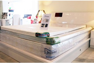 [40% Savings on Mattress Topper] B$419/473/533 instead of B$699/788/888 for a super single/queen/king size Dreamz Mattress topper with 10 years warranty!. Redemption at Dreamz Living Concept, D2D service will be provided
