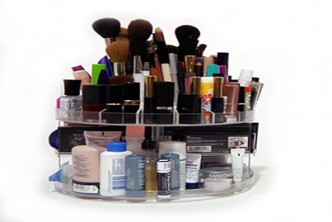 Limited 23 Coupons Only* [360° Rotating Cosmetic Organizer @ 67% Savings!] B$23 instead of B$69 for a unit of ASOTV Glam Caddy Rotating Cosmetics Organizer. Redemption at SD HQ, Anggerek Desa