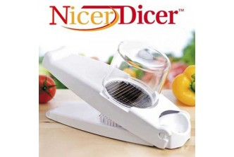 [Nicer Dicer @ 57% Savings!] B$15 instead of B$35 for a unit of Nicer Dicer. Redemption at SD HQ, Anggerek Desa
