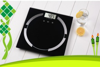 Raya Deal* [Multi Function Digital Scale @ 57% Savings!] B$29.90 instead of B$69 for a unit of Digital Body Fat Analyser (Muscle Mass, Bone, Water Level & etc) Scale. Redemption at SD HQ, Anggerek Desa