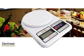 Raya Deal* [Digital Kitchen Scale @ 76% Savings!] B$10 instead of B$42 for a unit of 5kg Electronic Digital Kitchen Scale. Redemption at SD HQ, Anggerek Desa