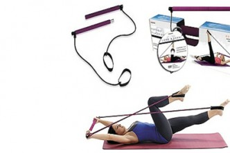 [Learn Pilates @ 63% Savings!] B$22 instead of B$59 for a unit of a Portable Exercise Pilates Studio. Redemption at SD HQ, Anggerek Desa